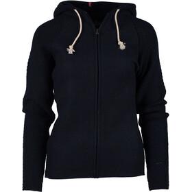 """Amundsen Sports W´s Boiled Hoodie Jacket Navy"""